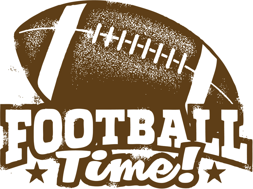 Image result for it's football time