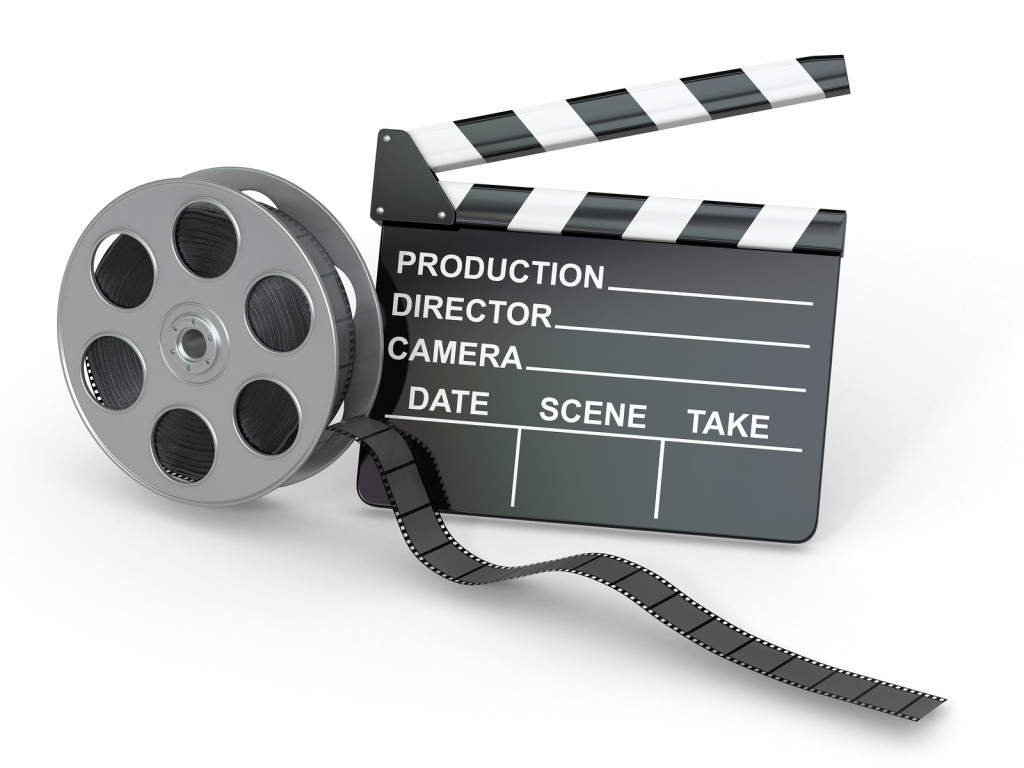 bigstock-Movie-industry-Clapperboard-a-38558731