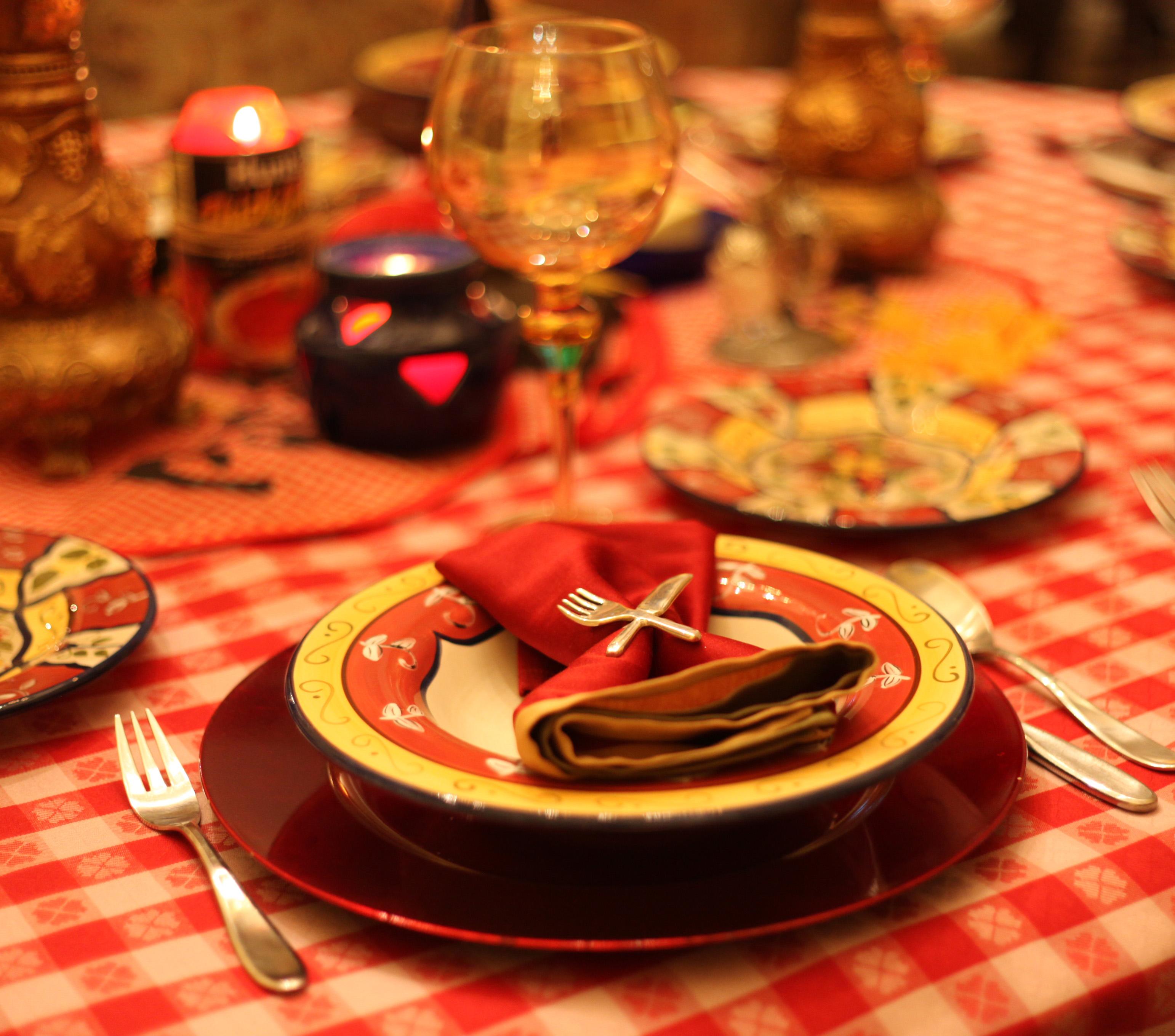 Practically perfect planner an italian dinner more than for Italian dinner