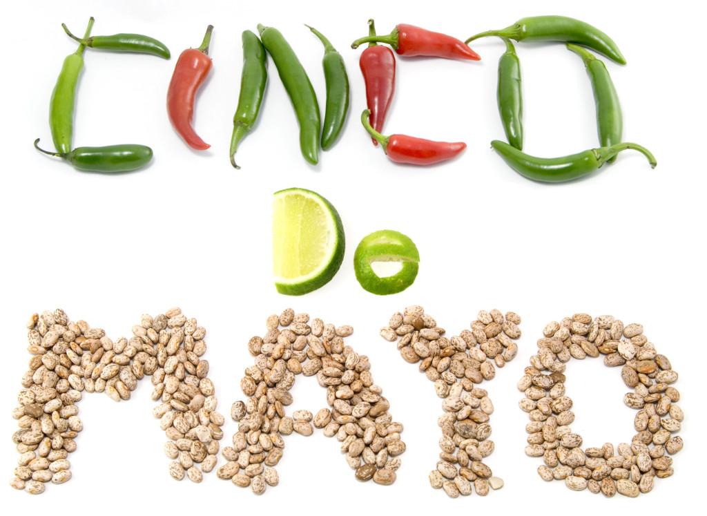 Cinco De Mayo Food Sign
