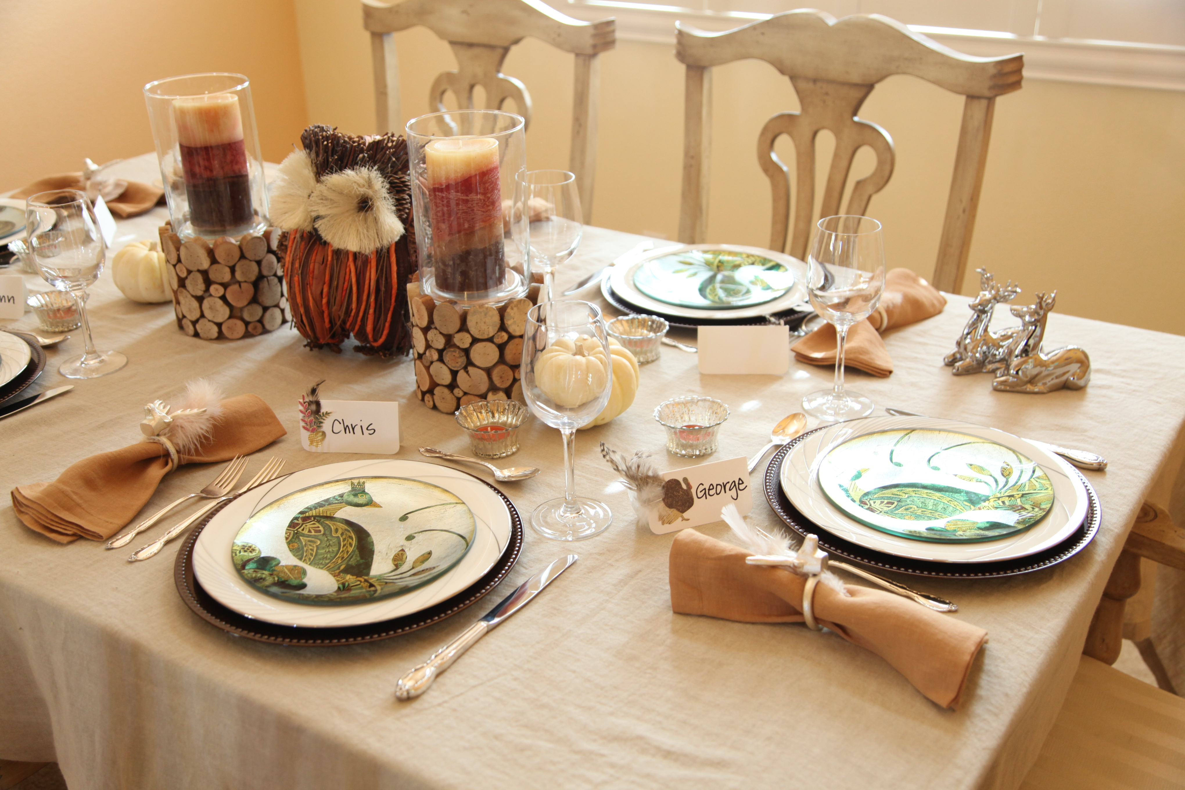 We Began By Scouting For A Table Cloth And Sur La Provided Luxurious Linen Tablecloth That Would Act As Our Canvas Create Timeless Staple