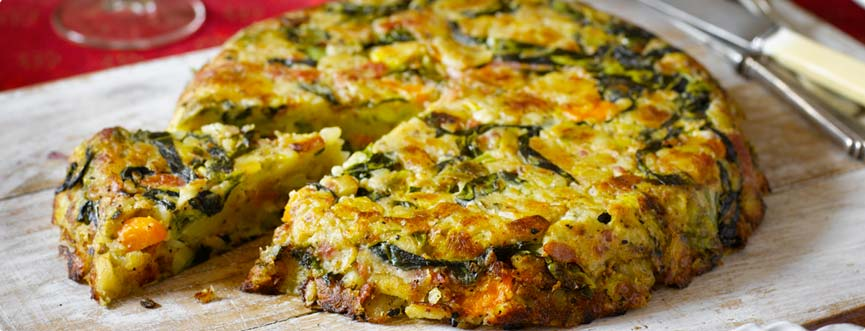 ... with A Tasty Spin on St. Patty's Day Leftovers: Bubble and Squeak