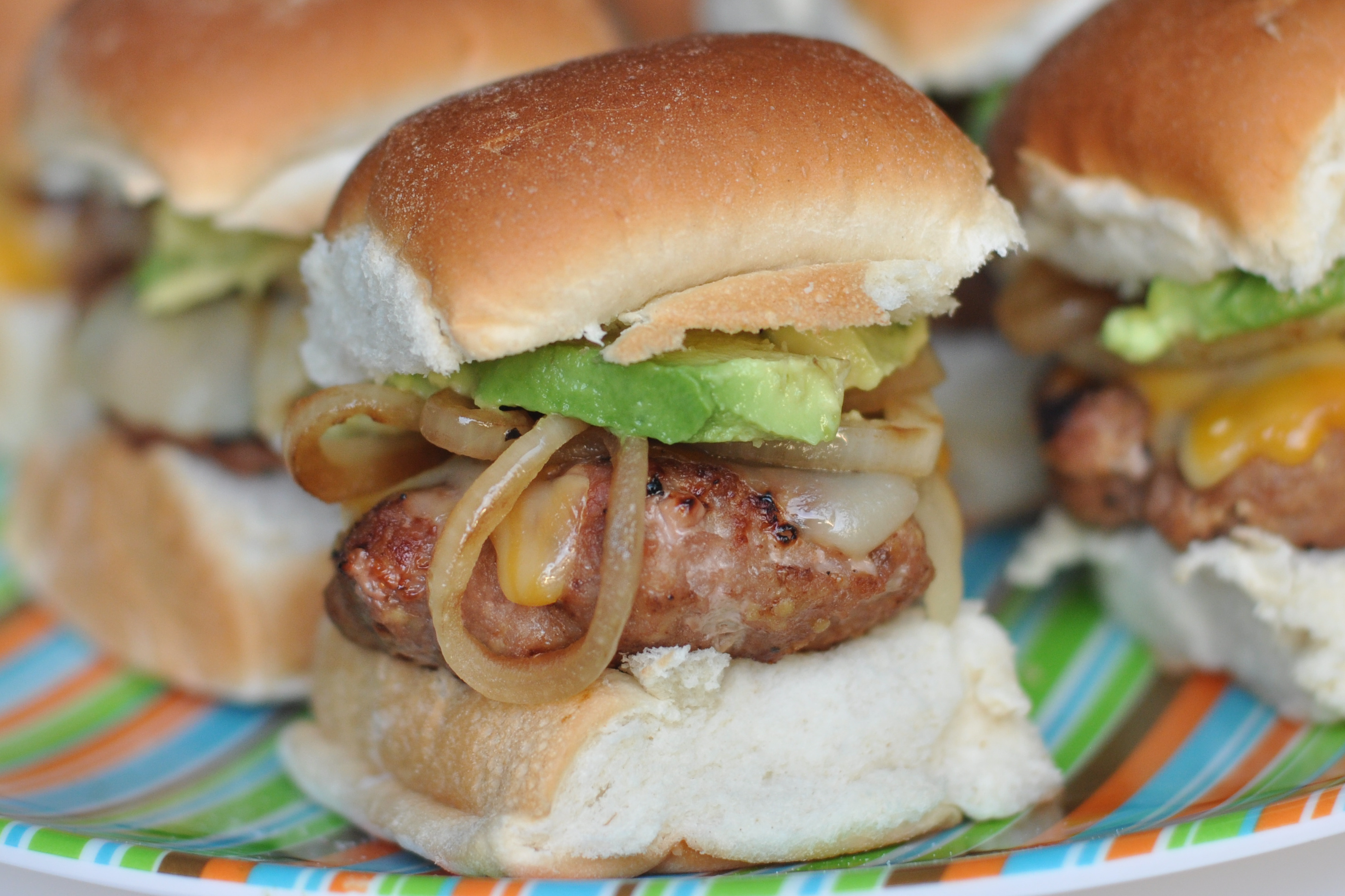 "Man Cave Turkey Burgers : Practically perfect planner ""christmas in july holiday"